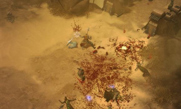 Hands-on with Diablo III's desert wastes | Joystiq