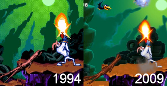 Earthworm-Jim Articles on Engadget