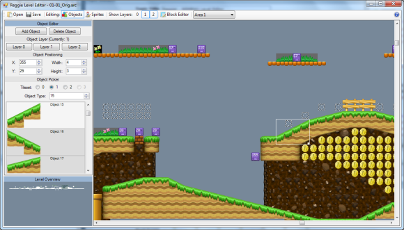 Hackers create dueling New Super Mario Bros. Wii level editors