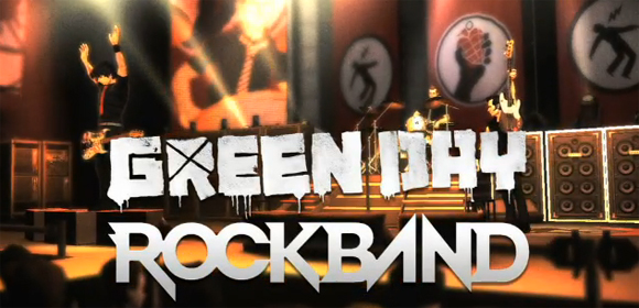 Green Day: Rock Band trailer unveiled, songs will be exportable Gam_greendayrockband_580