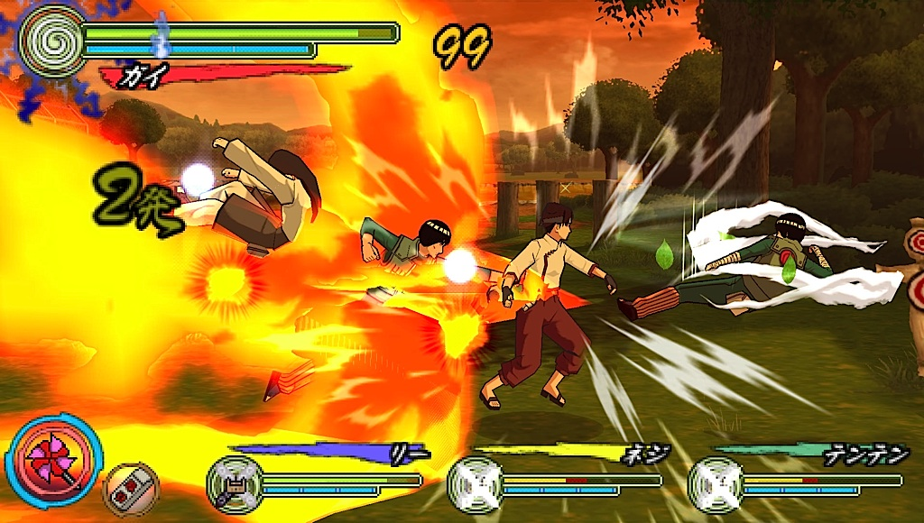 Naruto Shippuden: Ultimate Ninja Heroes 3 is scheduled to be released this