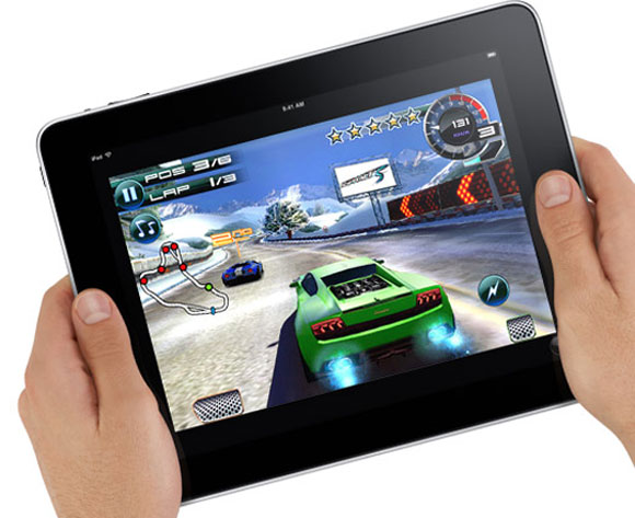 latest games for ipad