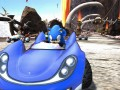 Sonic and Sega: All Stars Racing (Multi)