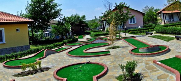 how to create a course on planet minigolf