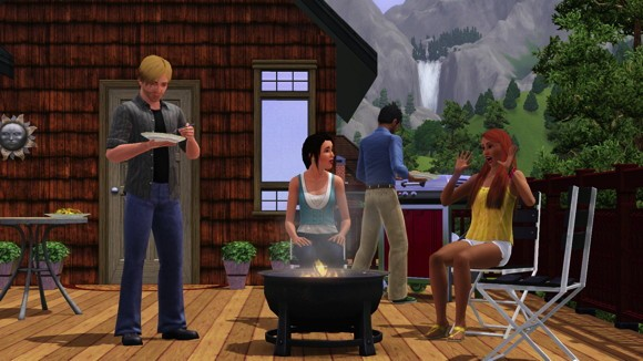The sims 3 coming to ps3 xbox 360 wii and ds this fall