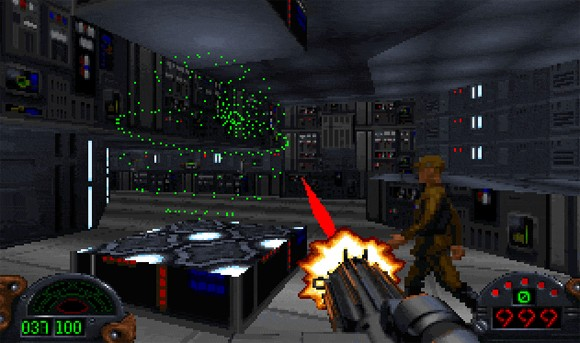 Re: Star Wars: Dark Forces PS1