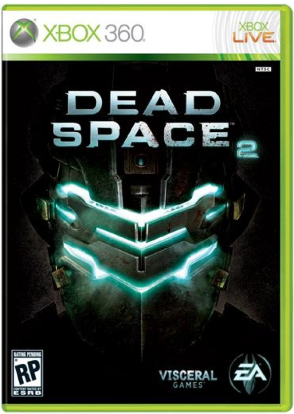 Dead Space 2 cover is possibly Dead Space Girl-free