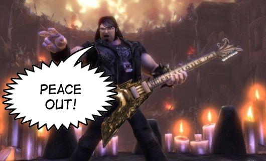 Brutal Legend 2 isn't happening