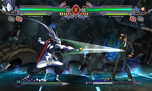 FREE DOWNLOAD GAME BlazBlue Continuum Shift (PC/ENG)