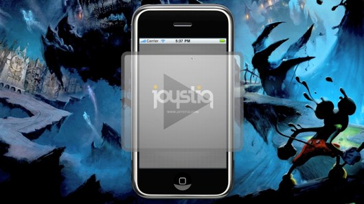 Joystiq iPhone app