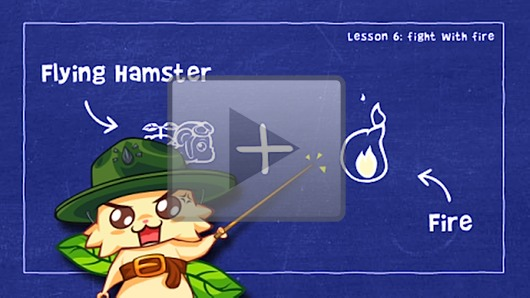 The Flying Hamster fires off a new video
