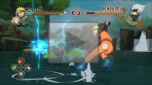 Naruto Shippuden: Ultimate Ninja Storm 2 aims to deliver what any sequel