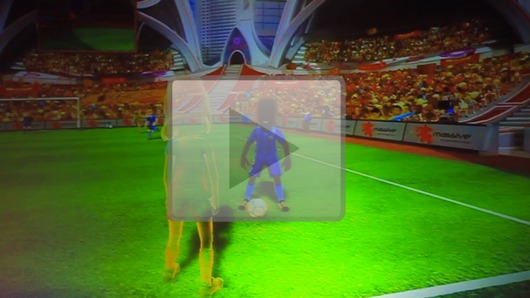 Kinect Sports soccer