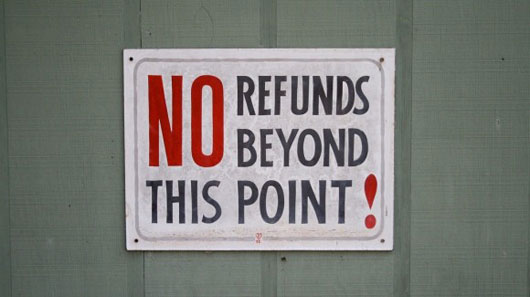 LGJ: Where's my refund? | Joystiq