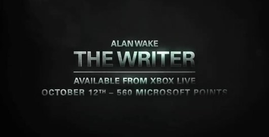 Alan Wake The Writer