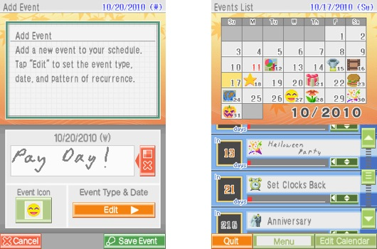 Weekly Calendar Counter : Nintendoware weekly nintendo countdown calendar aero