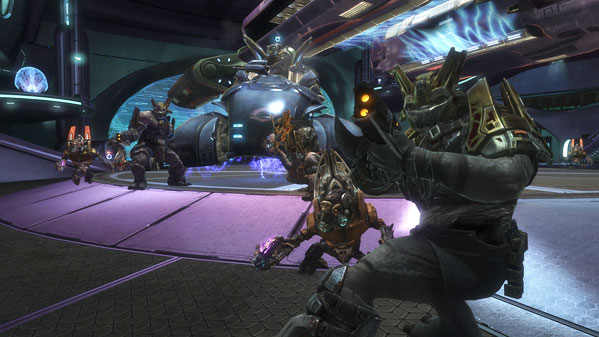 Halo reach firefight matchmaking modes