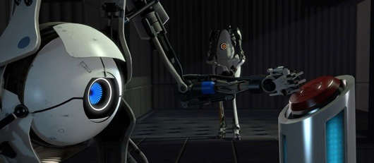 portal 2 robots names. names of the two robots