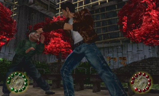 Yahoo Japan establishes Shenmue Town, which is where we want to live