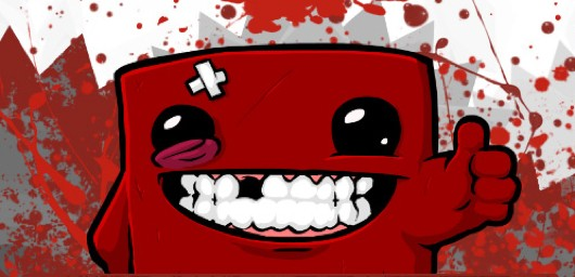 Super Meat Boy is HARDCORE