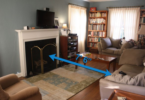 Kinect Vs Our Living Rooms A Survey Engadget