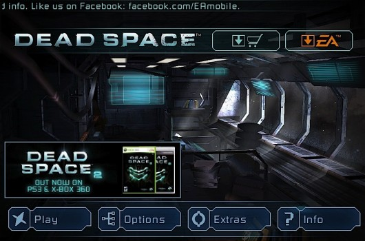 Dead Space iPhone