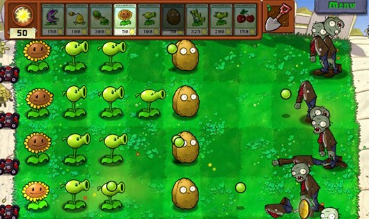 download popcap game plants vs zombies