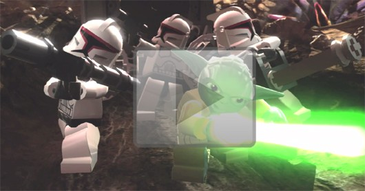 Lego Star Wars 3: The Clone Wars shows off big battles
