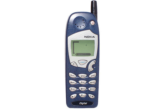 Nokia 3360 Snake Whats your mobile phone history?