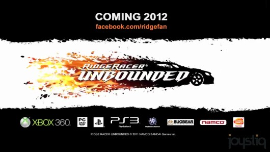 Ridge Racer Unbounded – PS3 / X360 / PC