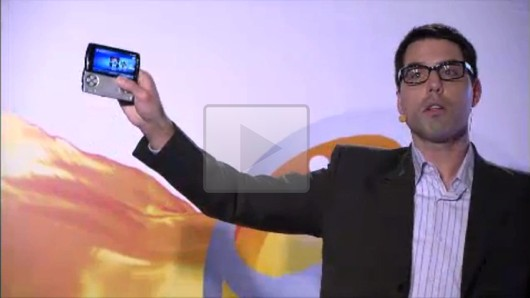 Xperia Play press conference