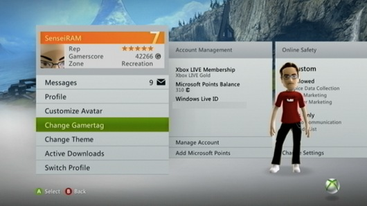 Awesome Gamertag Names For Xbox Live