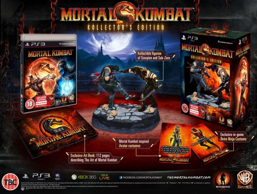 Mortal Kombat Kollector's Edition