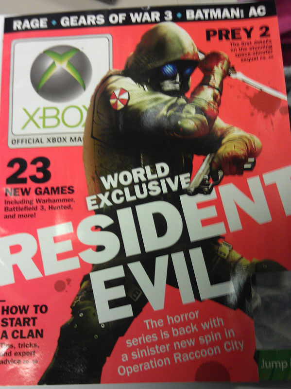 Resident Evil: Raccoon City Announced? Stickskills-cover-pic-032511