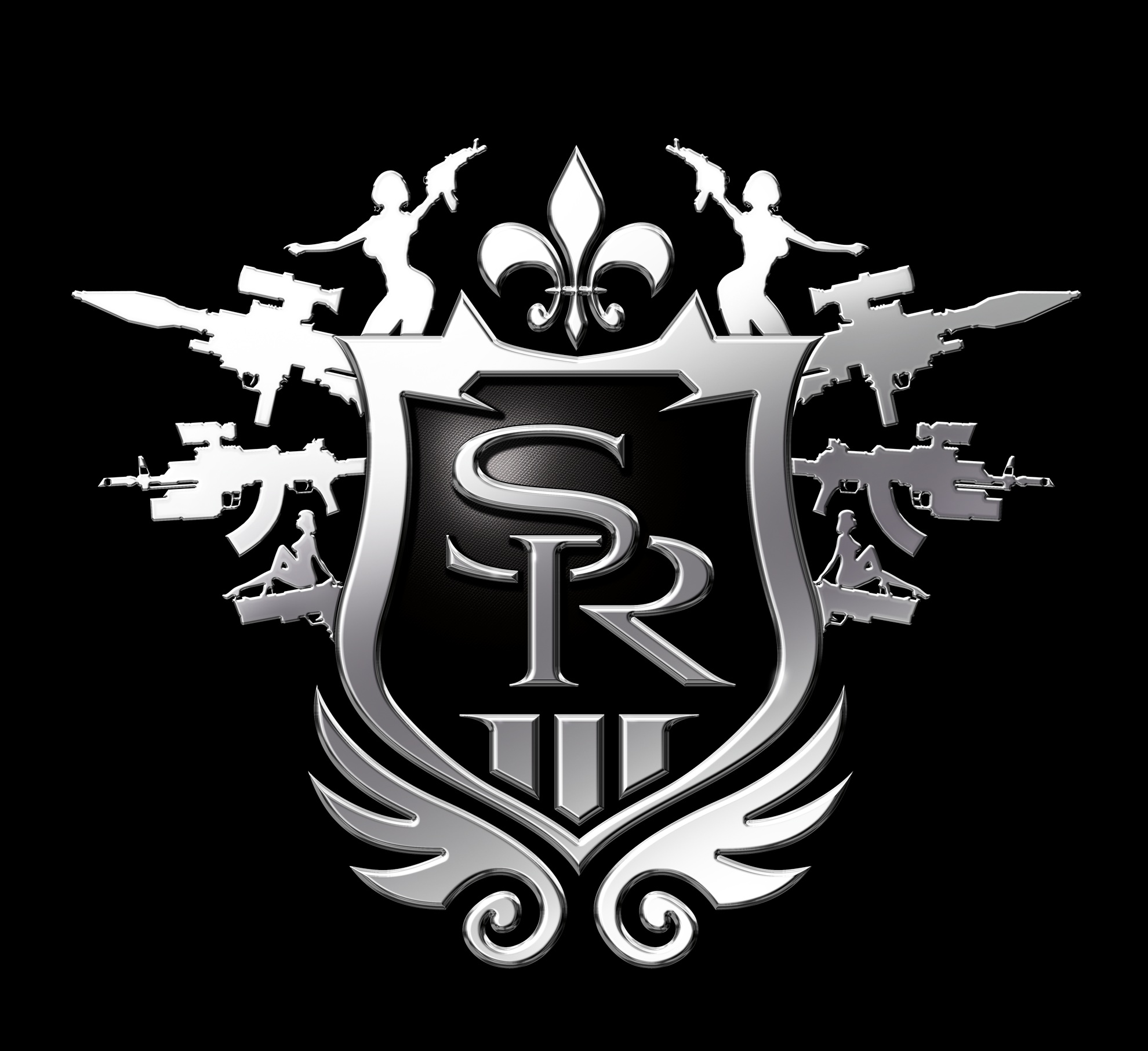 Saints Row 3         Saints Row Logo