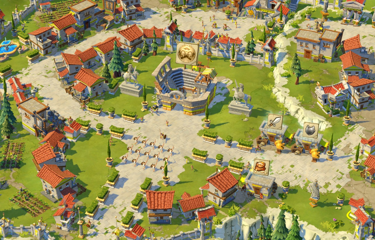 Age of Empires Online succeeds