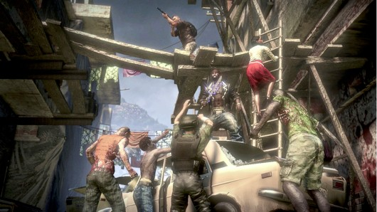 Dead Island Buying Weapons