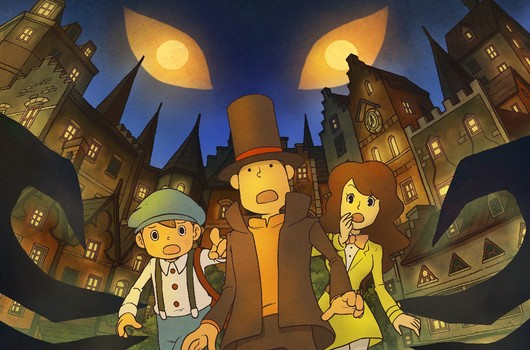 Professor Layton and the Last Specter