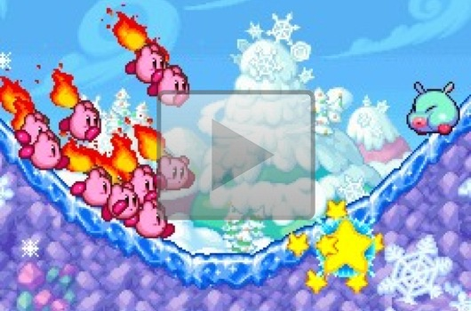 Kirby: Mass Attack preview: Kirby's other avalanche