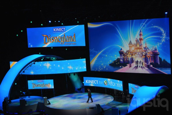 E3 2011 Microsoft Games: Disney Land Adventures