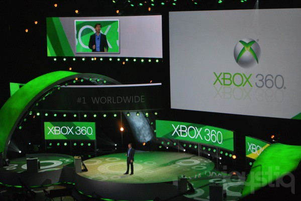 E3 2011 Microsoft Games: Halo 4, Dance Central 2, Mass Effect 3, Fable, Start Wars