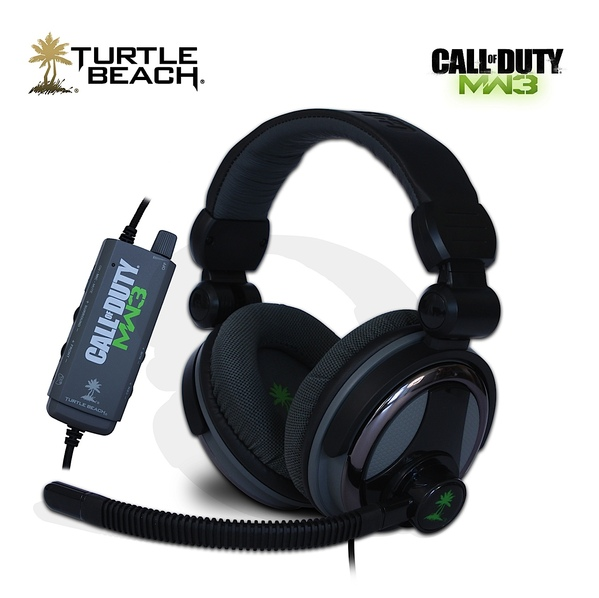 Call Of Duty Modern Warfare 3 Headsets Coming From Turtle Beach With Custom Audio Presets Engadget