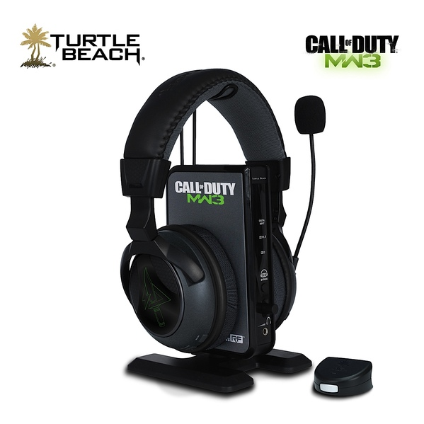 Call Of Duty Modern Warfare 3 Headsets Coming From Turtle Beach
