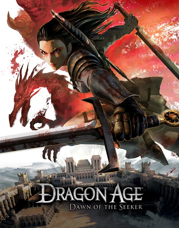film Dragon Age: Dawn of the Seeker en streaming