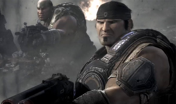 types games Gears of War 3