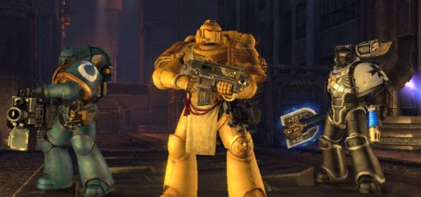 Warhammer 40k: Space Marine will offer online co-op, but how?