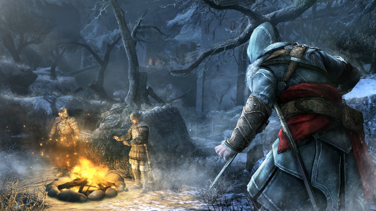 Nine Minutes of Assassin's Creed: Revelations Gameplay Footage | Better With Popcorn