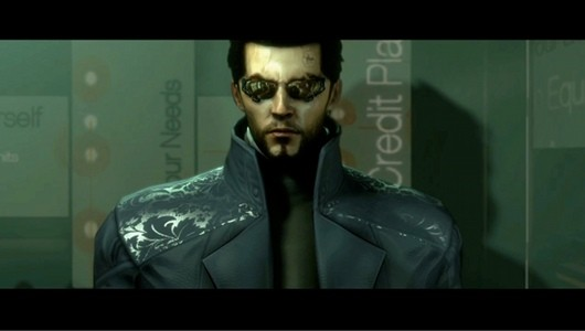 Adam Jensen from Deus Ex: Human Revolution