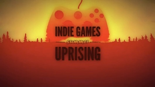 XBLIG Summer Uprising logo