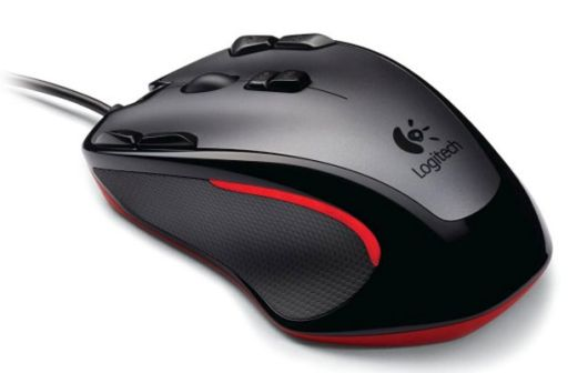Logitech introduces its new G300 gaming mouse.